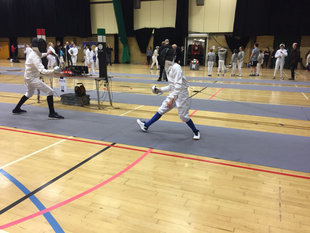 Loughton Fencing Club Home